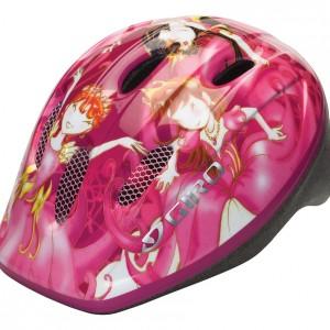Kask dziecięcy Giro Rodeo różowy księżniczka